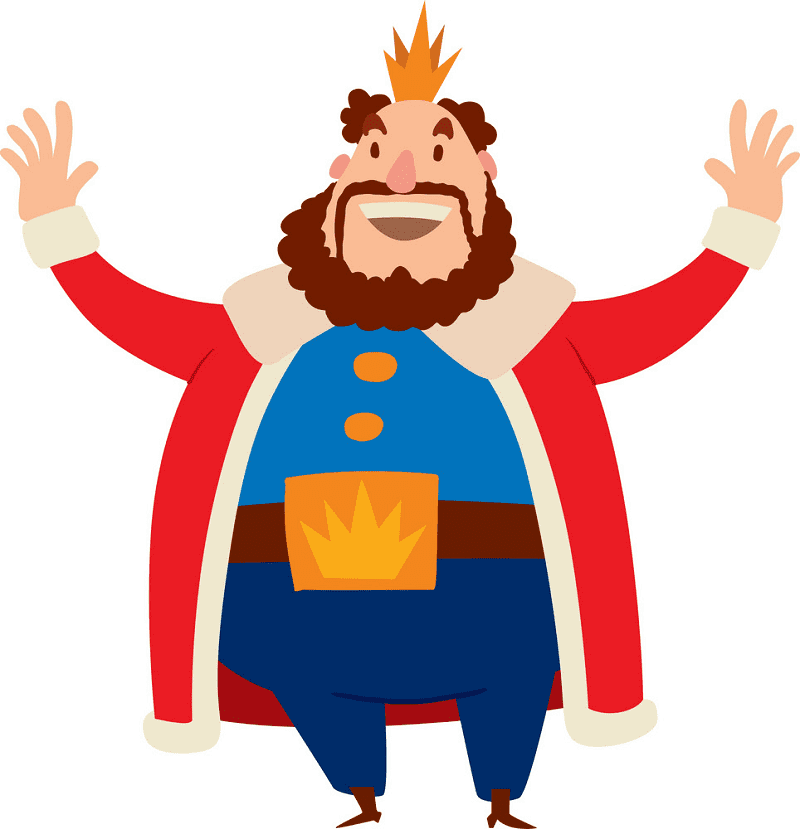 King clipart png for kid