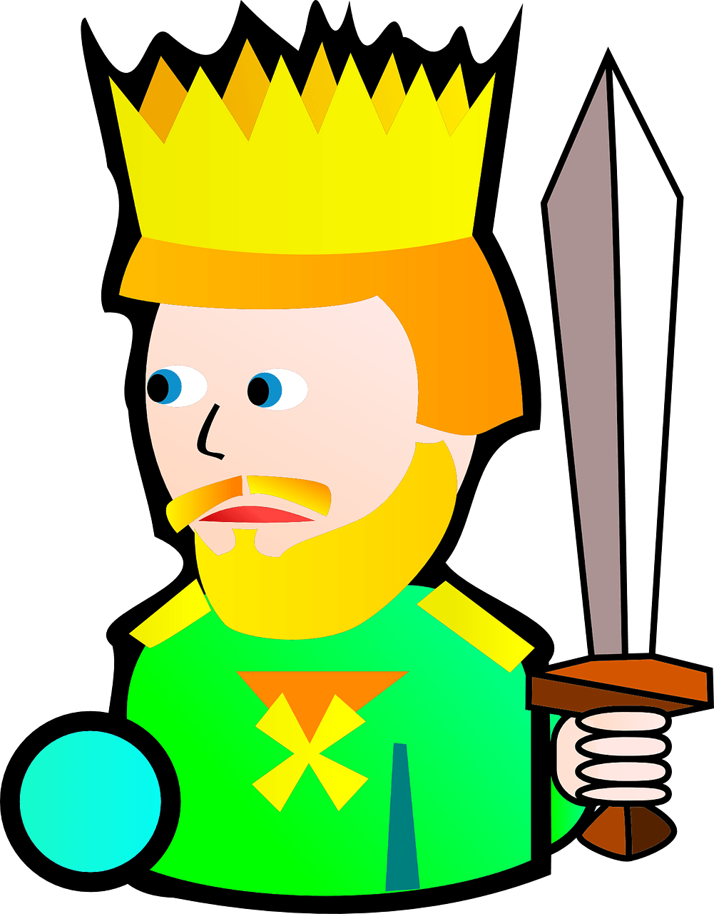 King clipart transparent for kid