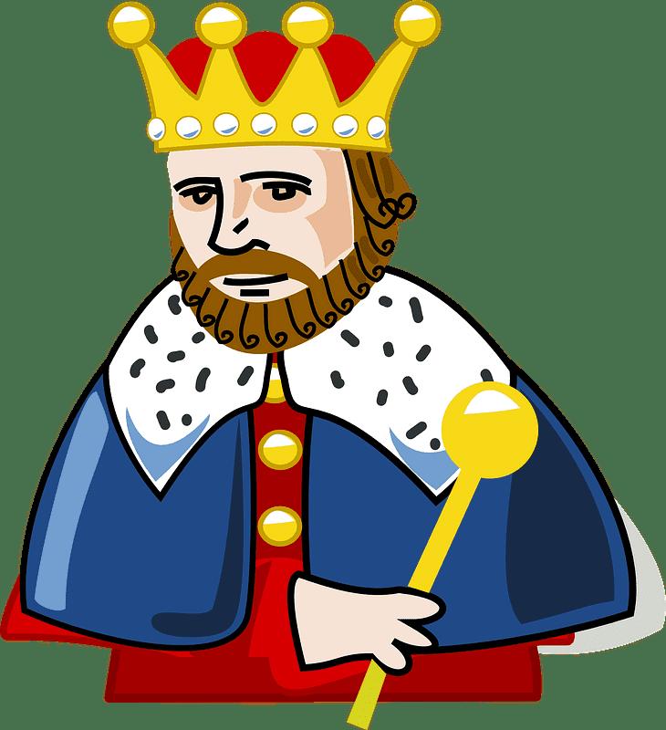 King clipart transparent