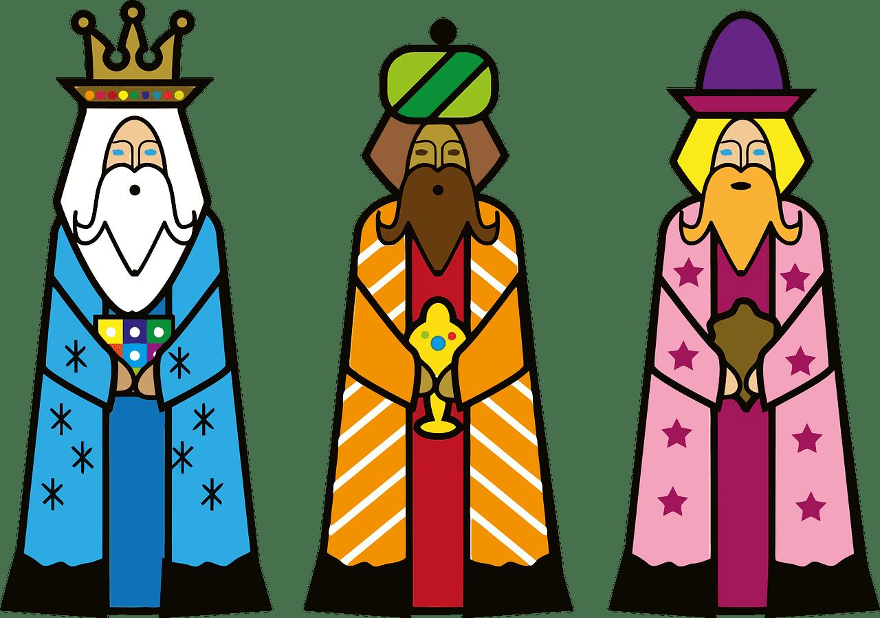 Kings clipart transparent