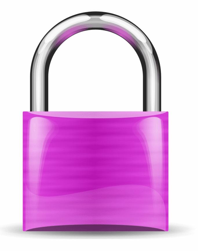 Lock clipart 1