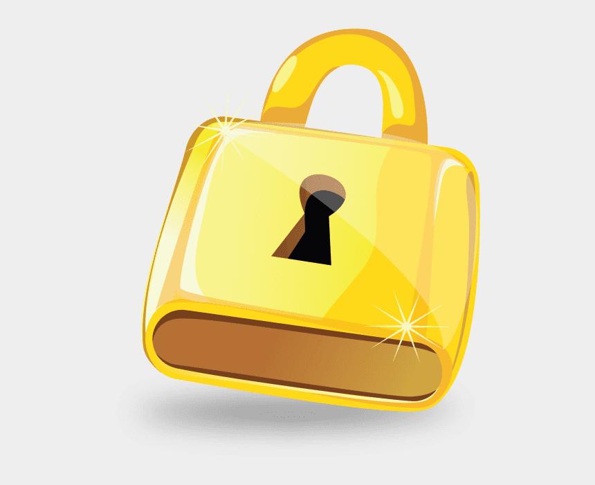 Lock clipart 3