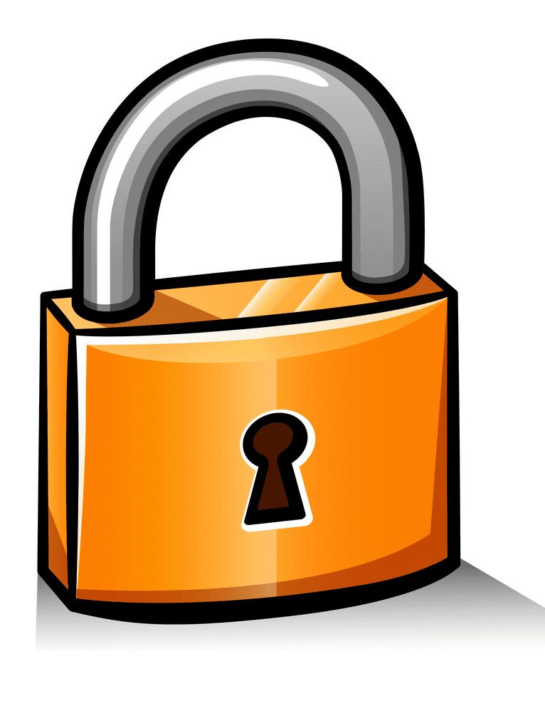 Lock Clipart