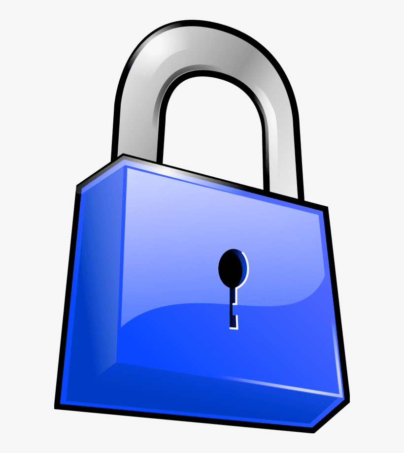 Lock clipart free download