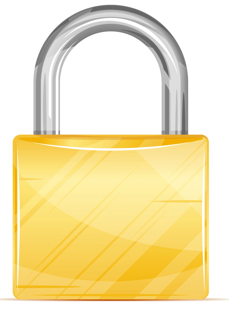 Lock clipart free images