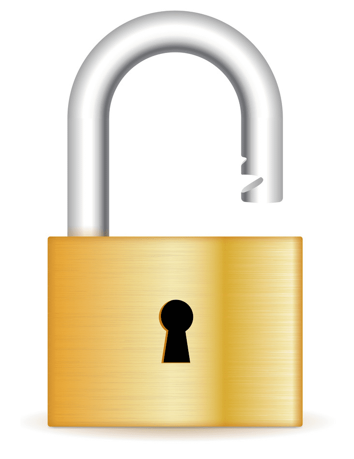 Lock clipart images