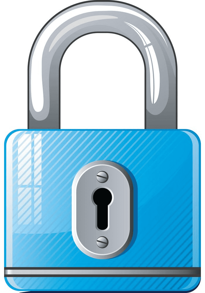 Lock clipart png image