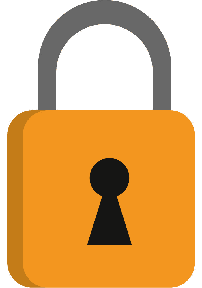Lock clipart png