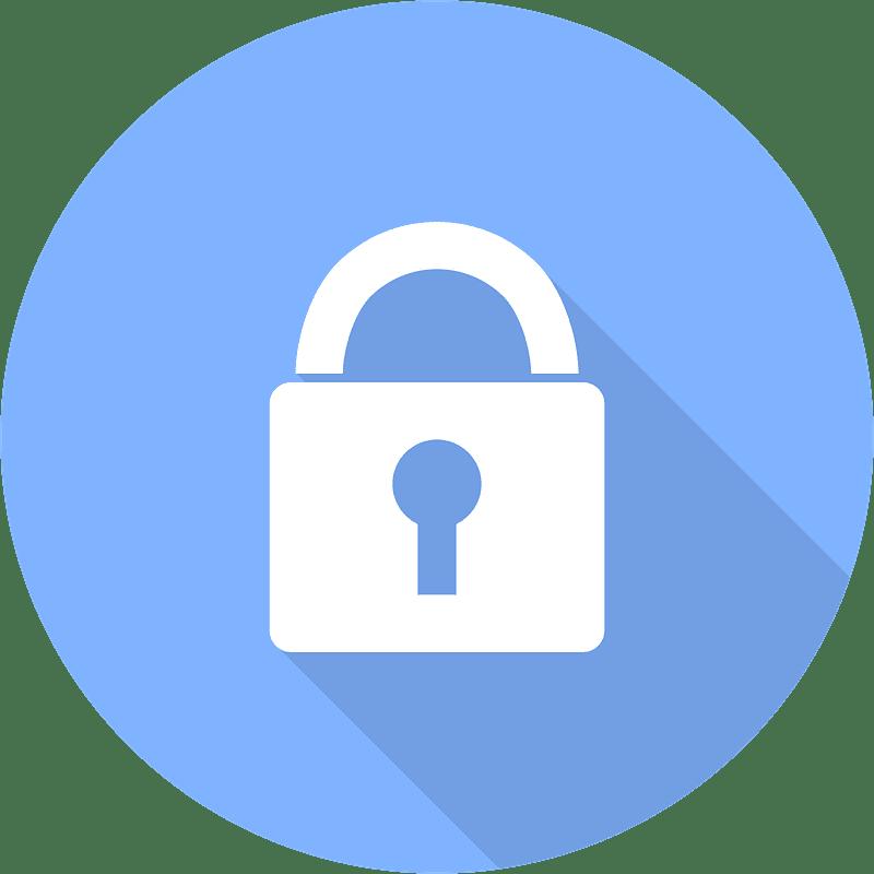 Lock clipart transparent 12