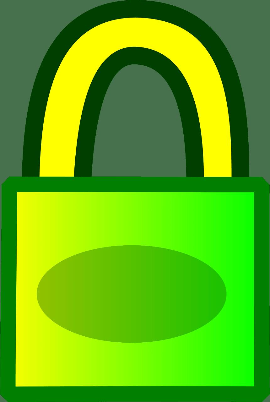 Lock clipart transparent background 6