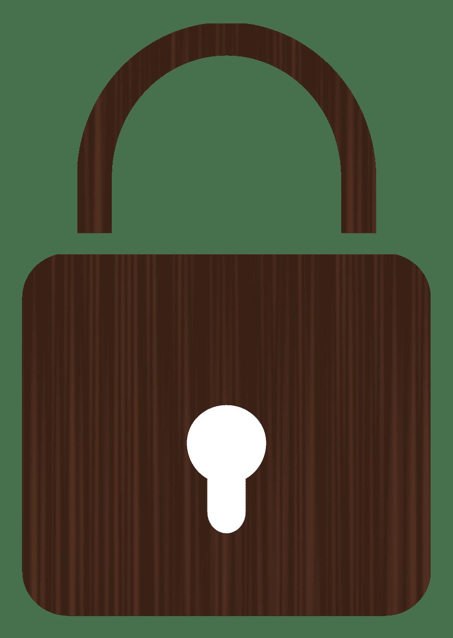 Lock clipart transparent background 7