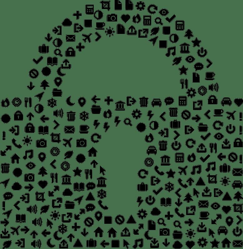 Lock clipart transparent images