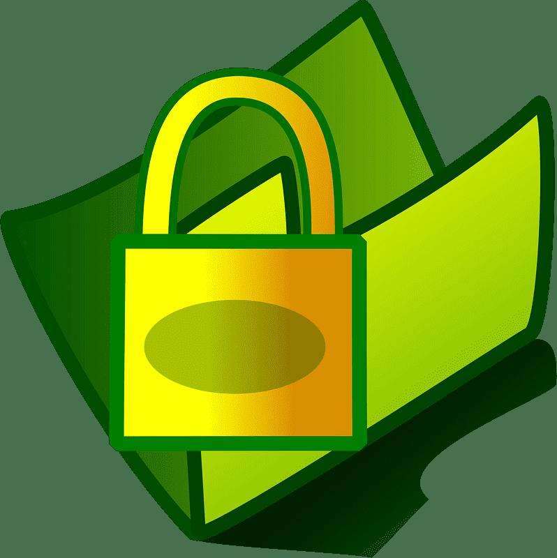Lock clipart transparent picture