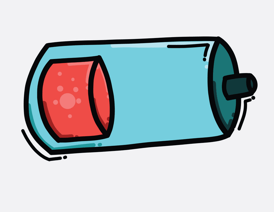 Low Battery clipart download