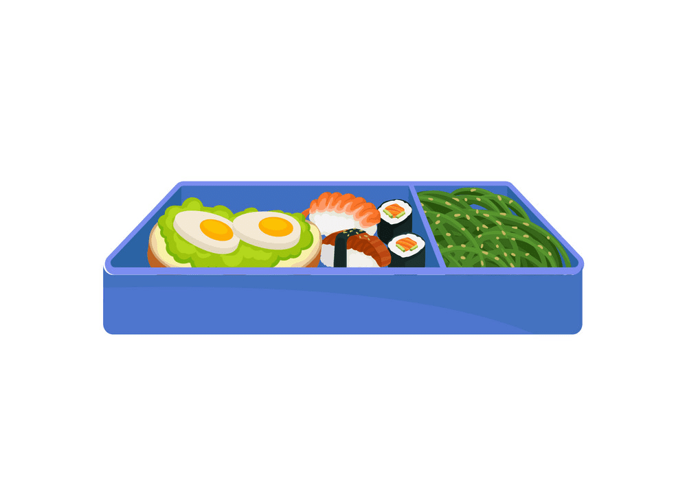 Lunch Box clipart 1