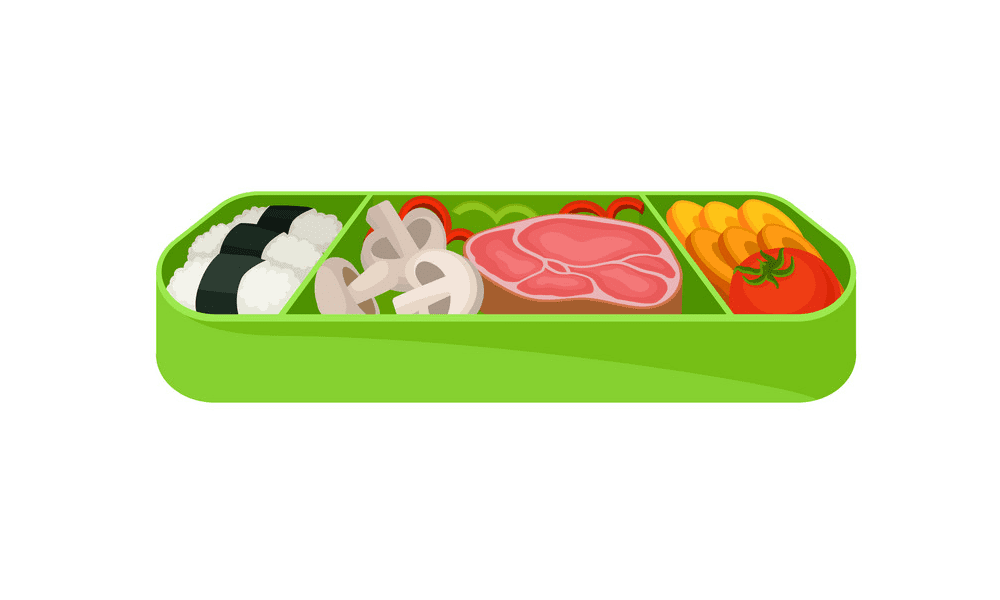 Lunch Box clipart free images