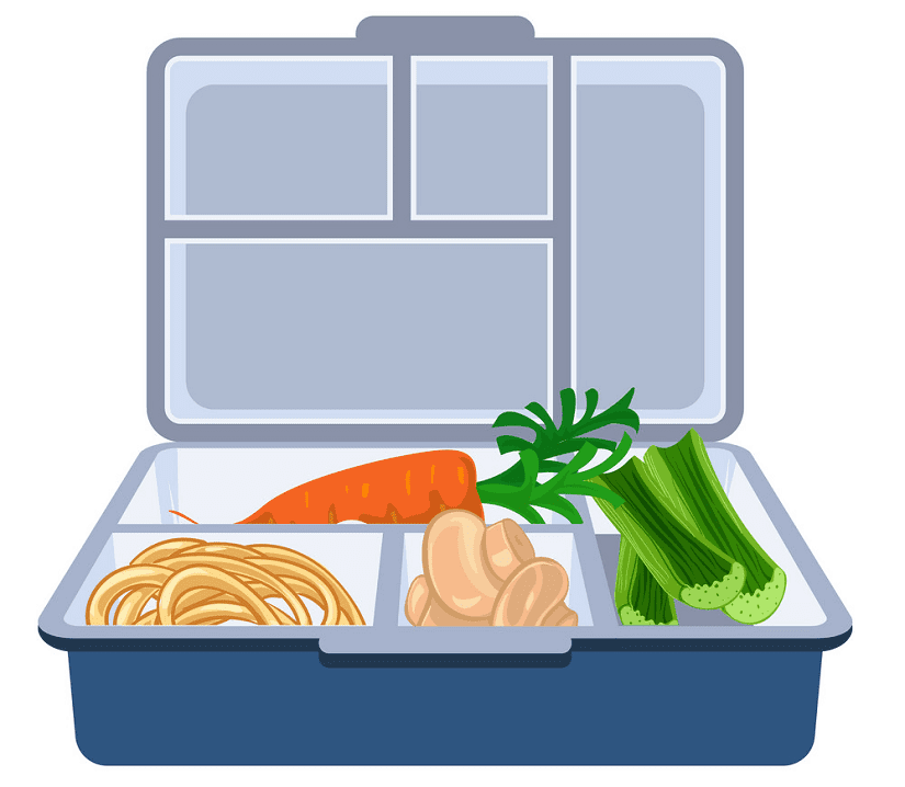 Lunch Box clipart image