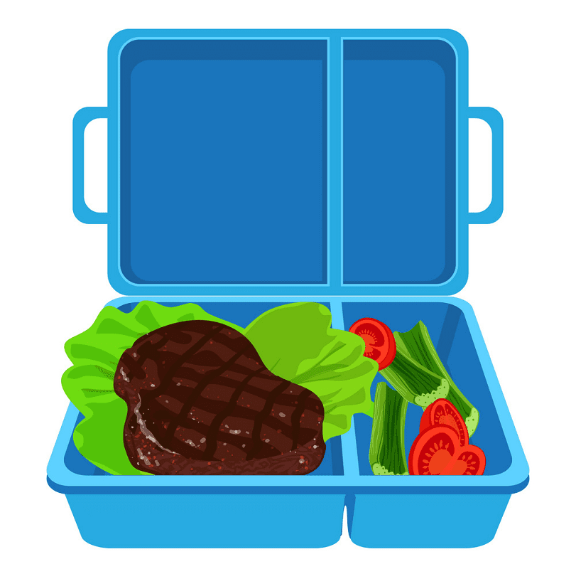 Lunch Box clipart png free