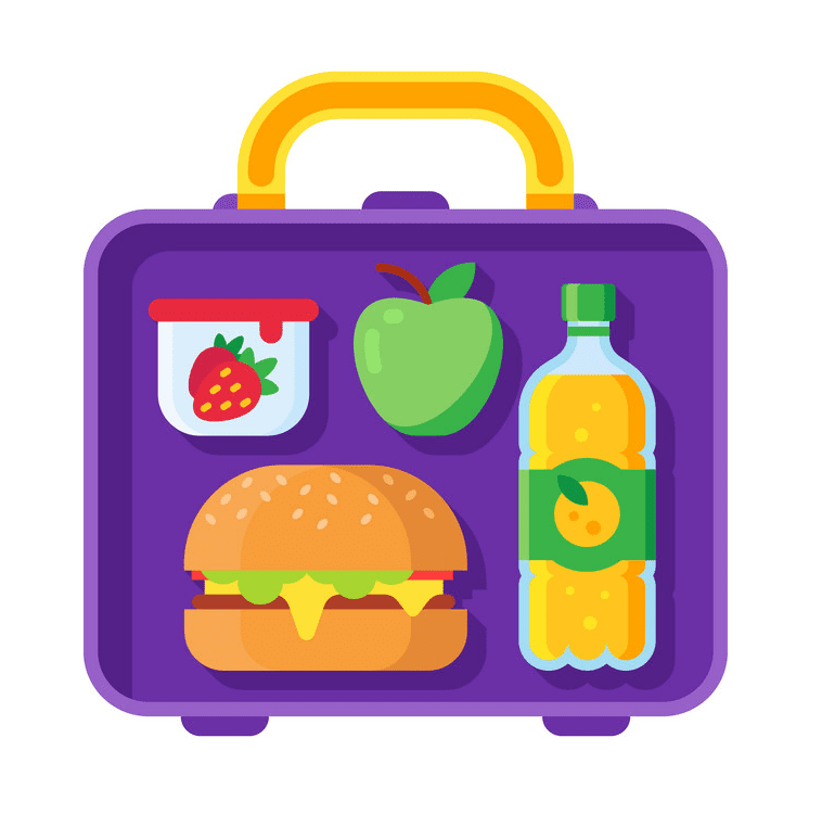 Lunch Box clipart png image