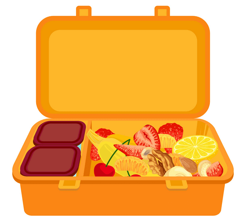 Lunch Box clipart png
