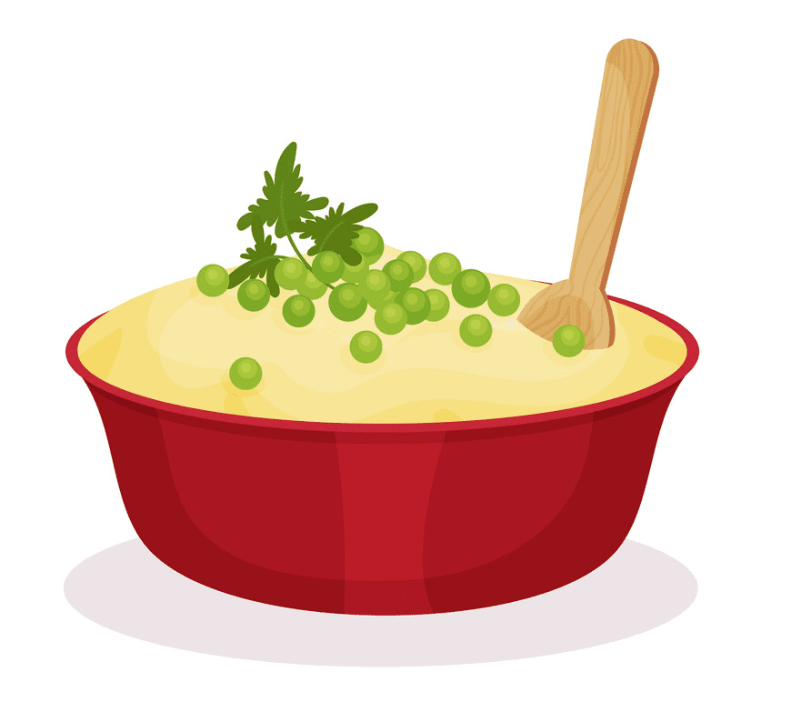 Mashed Potato clipart download
