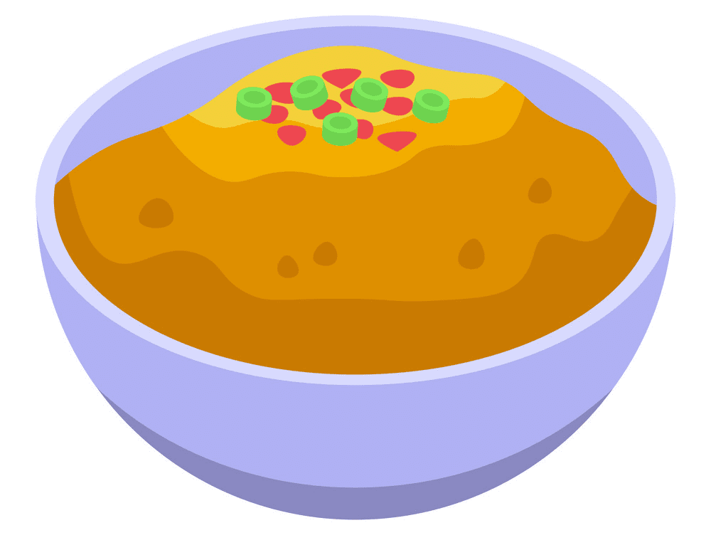 Mashed Potato clipart png images