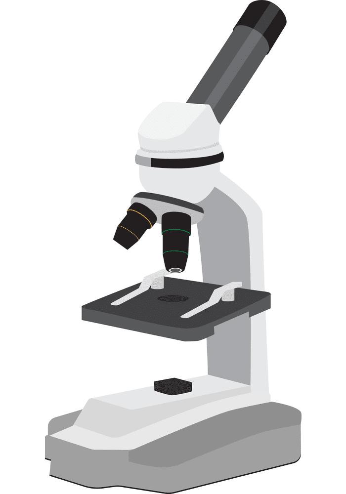 Microscope clipart 2