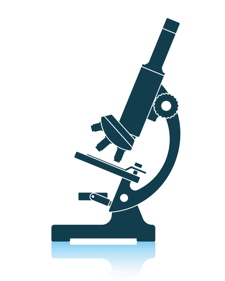 Microscope clipart free 10