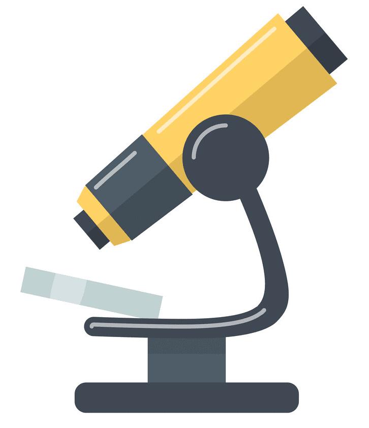 Microscope clipart free 2