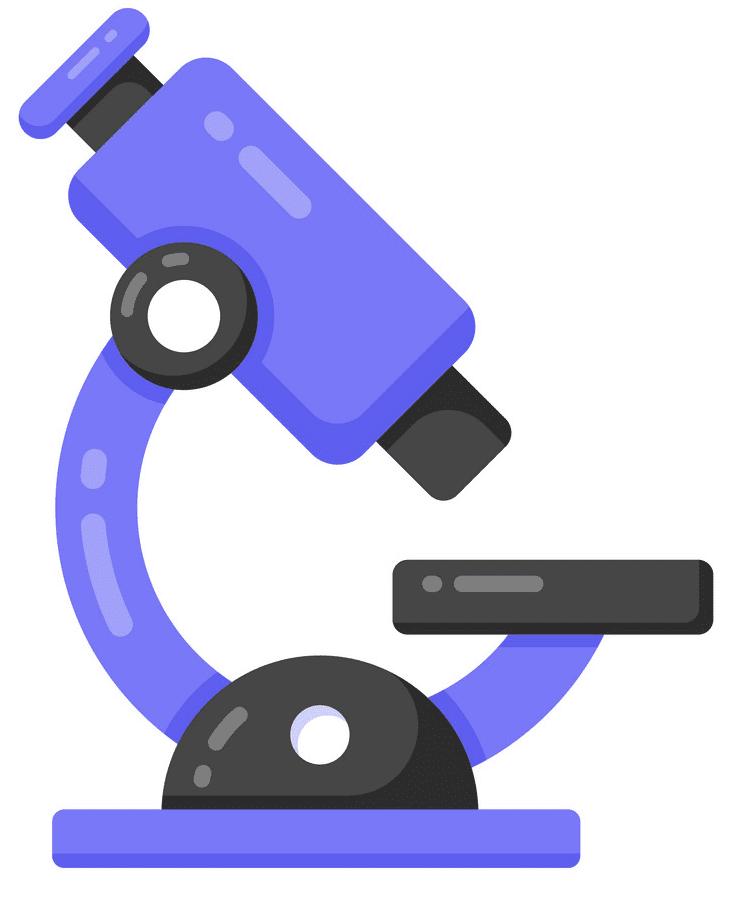 Microscope clipart free 3