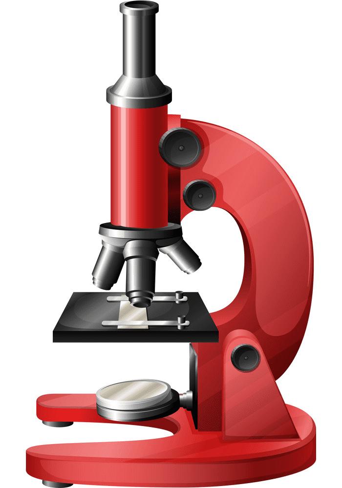 Microscope clipart picture