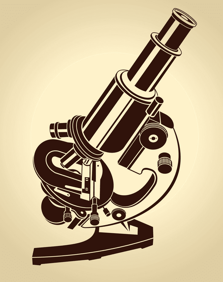 Microscope clipart png free
