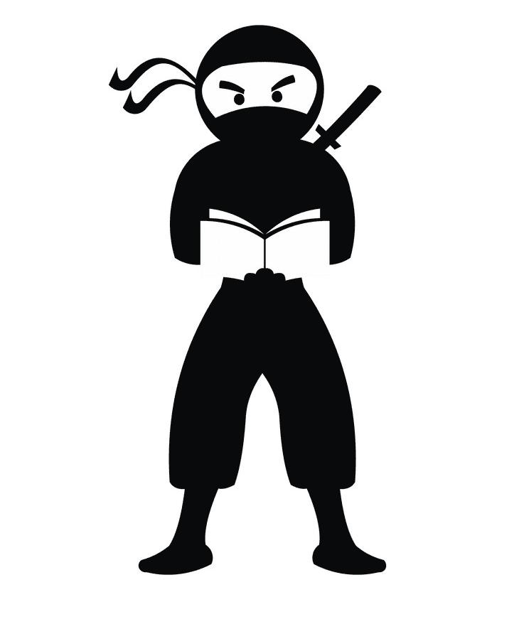 Ninja clipart download