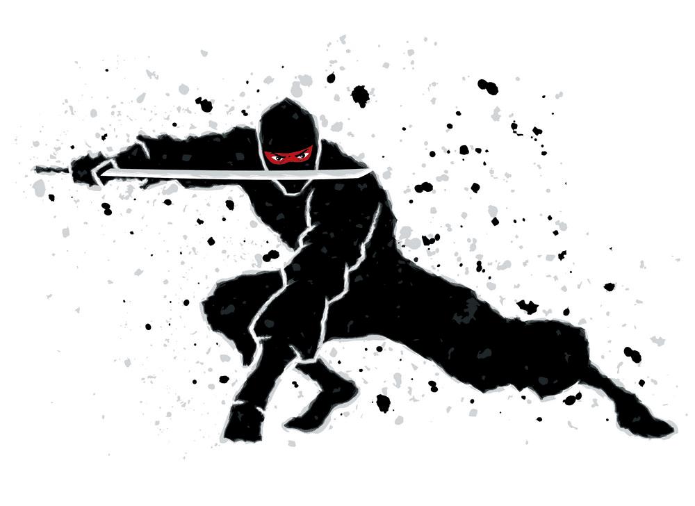 Ninja clipart for free
