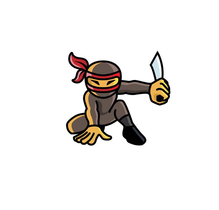 Ninja clipart free download