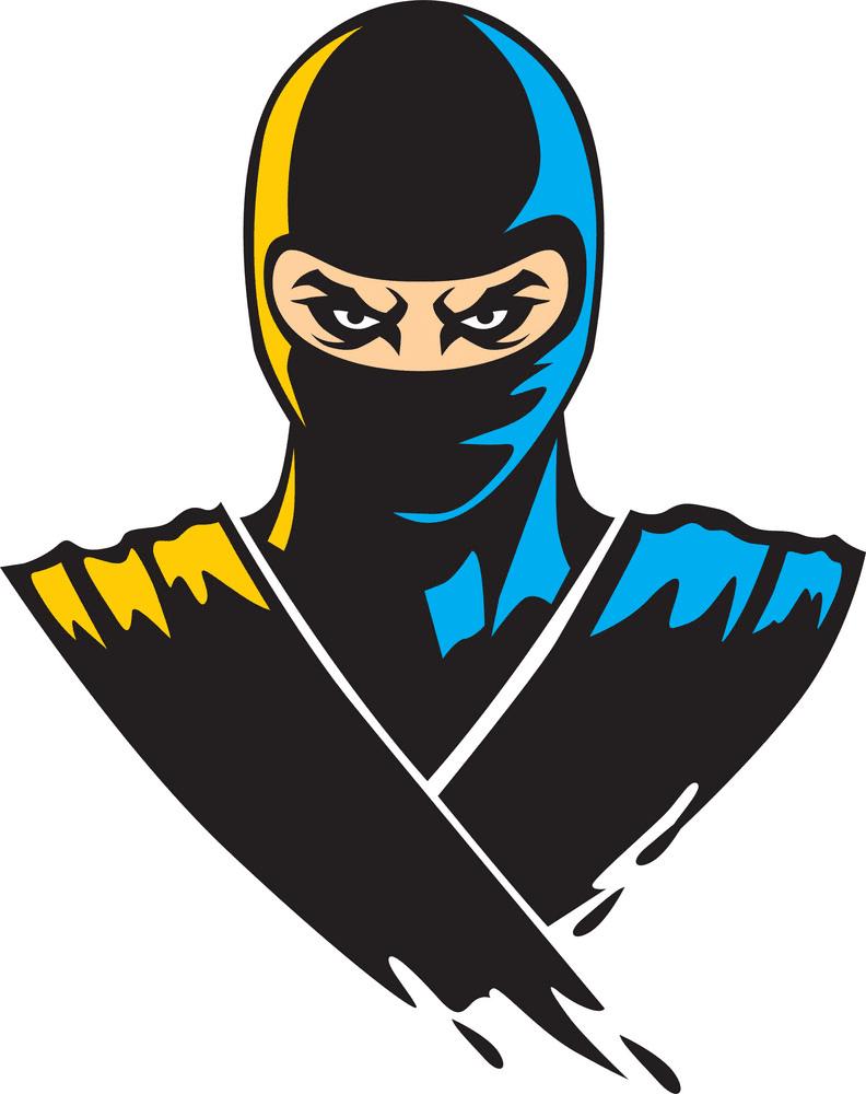 Ninja clipart images
