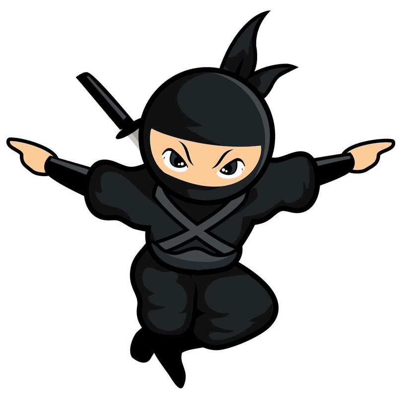 Ninja clipart png download