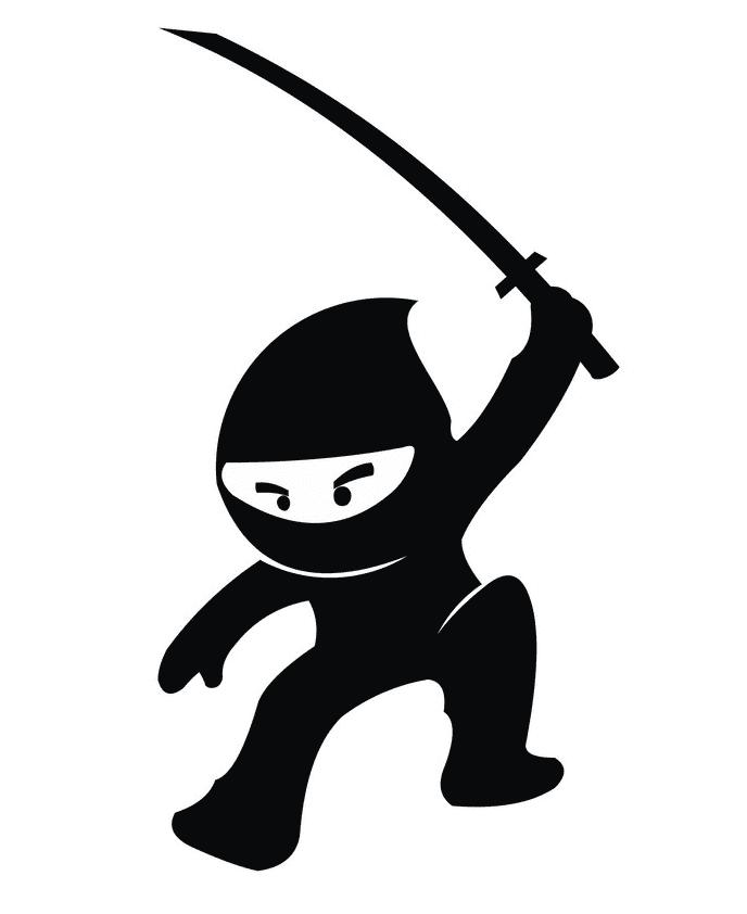 Ninja clipart png image