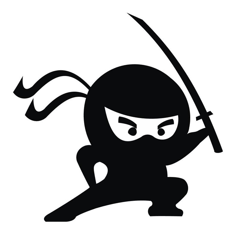 Ninja clipart png