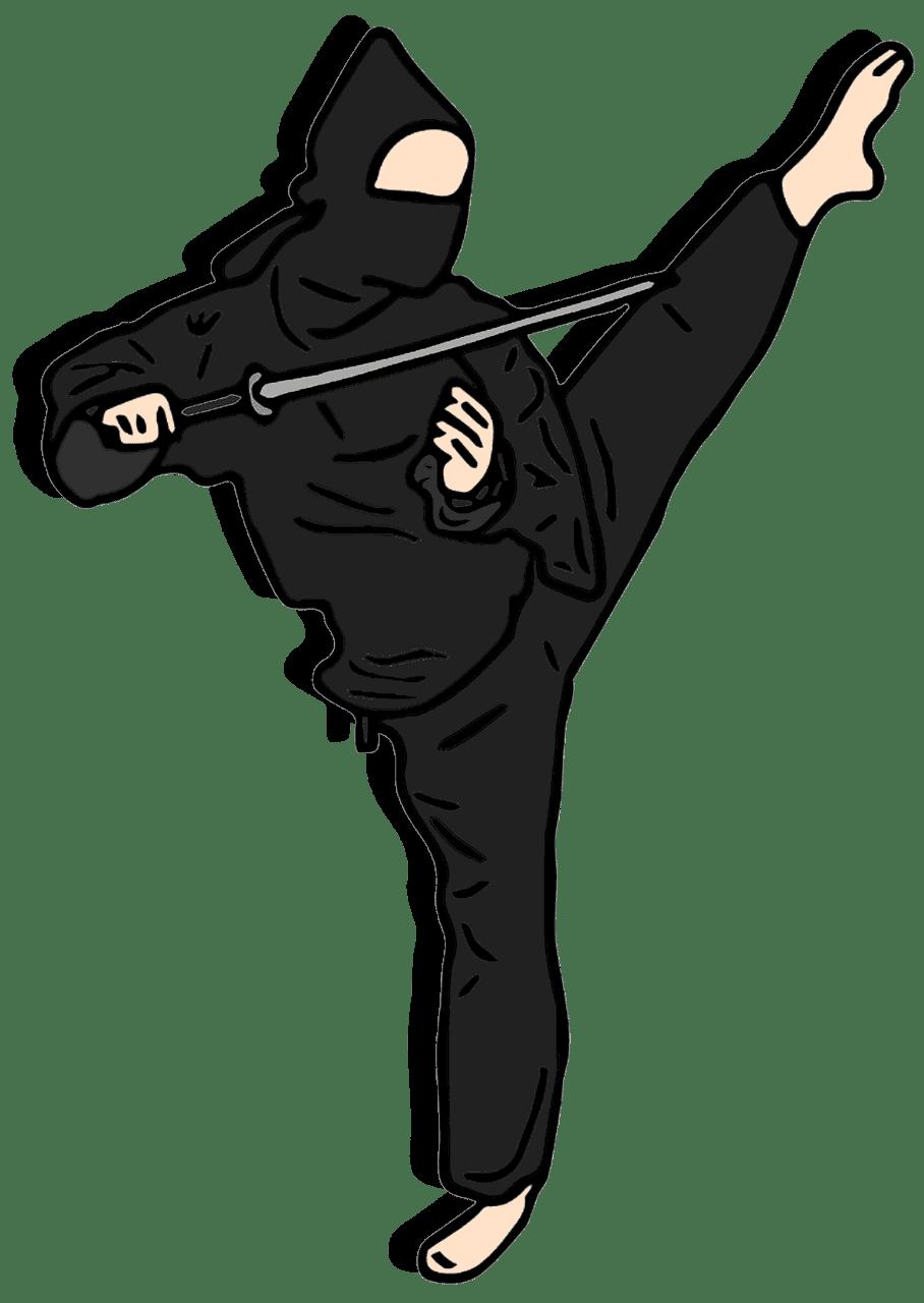 Ninja clipart transparent 1