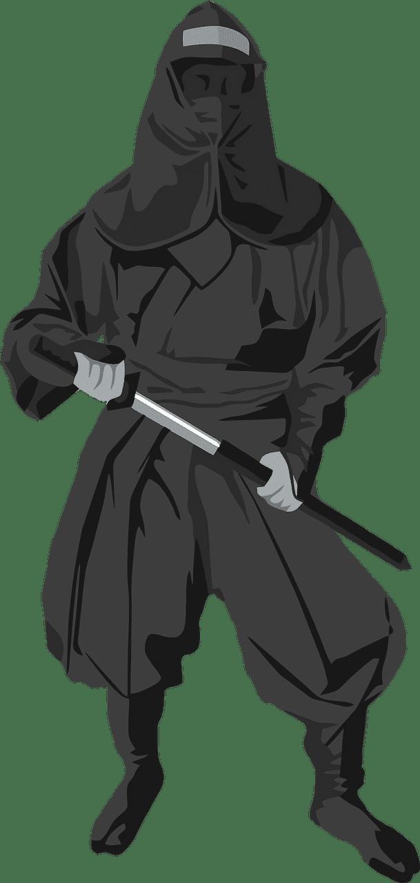Ninja clipart transparent 10