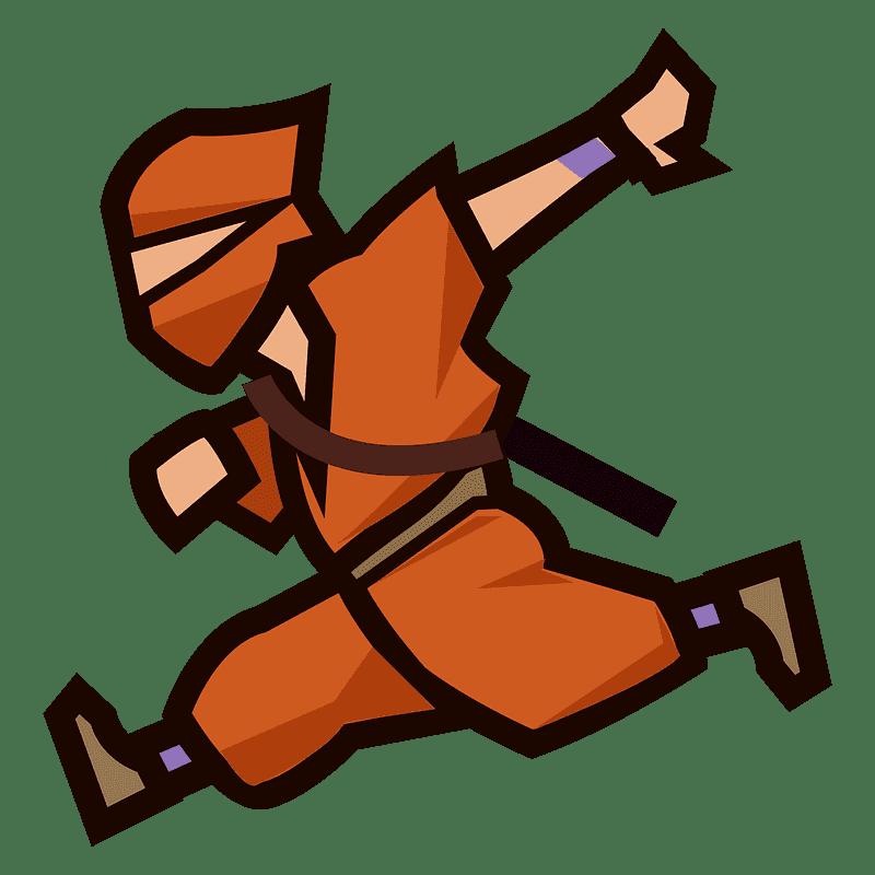 Ninja clipart transparent background 1