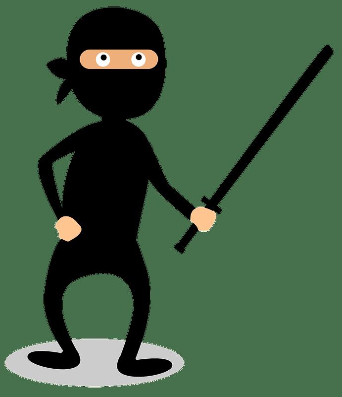 Ninja clipart transparent download