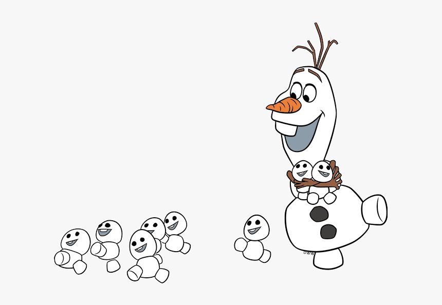 Olaf clipart 10
