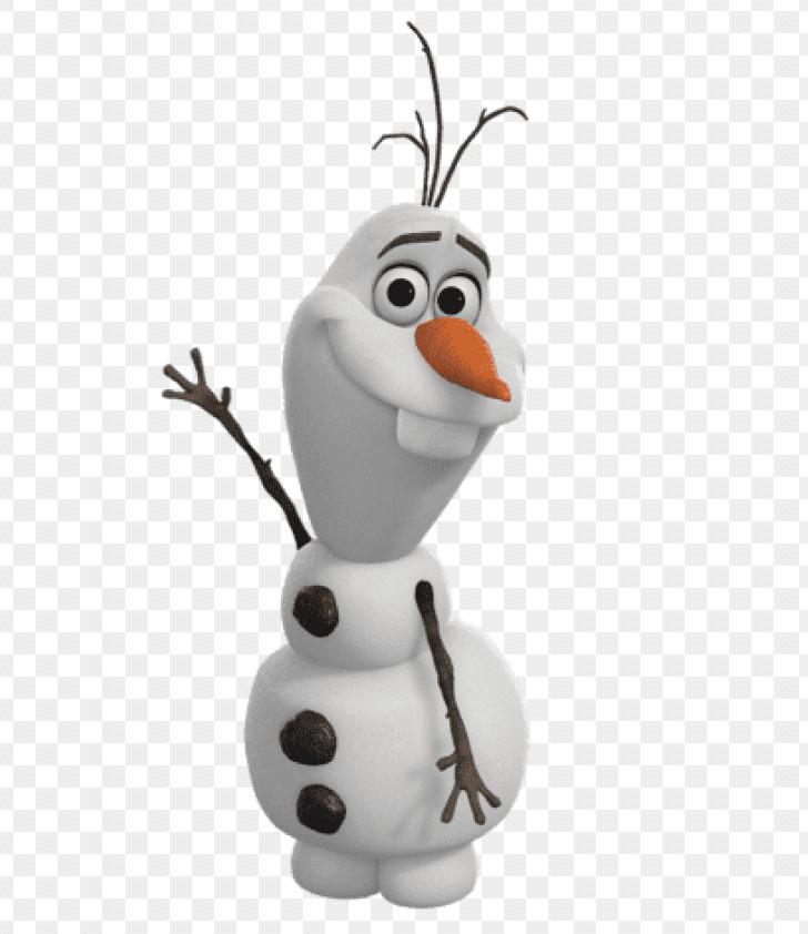 Olaf clipart for kid