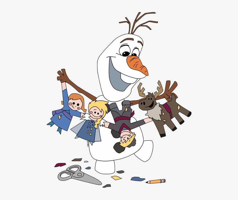 Olaf clipart free 5