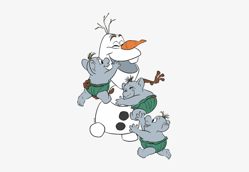 Olaf clipart free 6