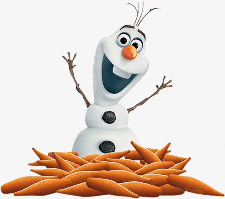 Olaf clipart free 8