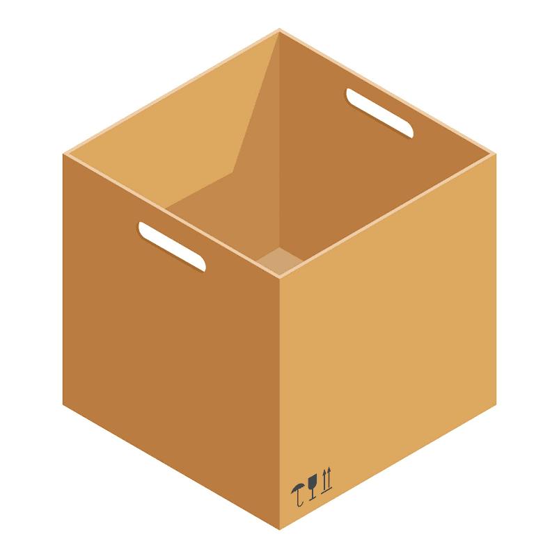 Open Box clipart 4