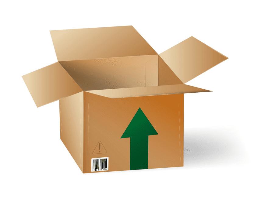 Open Box clipart download